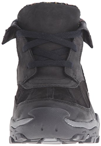 Skechers picos de arranque de invierno Black