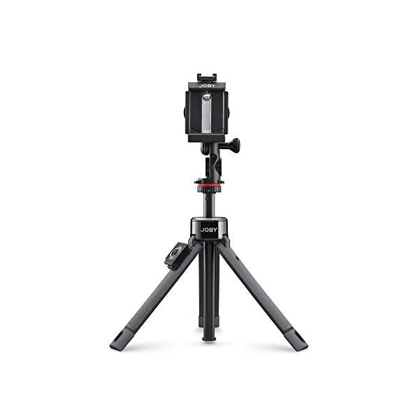 RetinaPix Joby JB01534-BWW Grip Tight PRO Tele Pod (Blk/C) (Black)