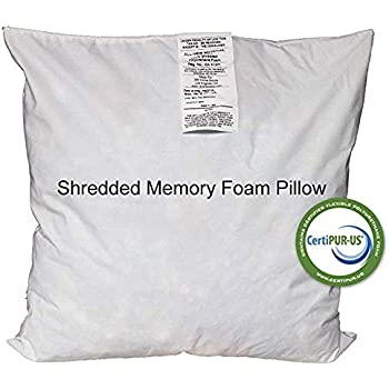 Amazon Com Izo All Supply 18x18 Pillow Inserts Firm
