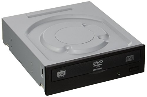 Lite-On 24X SATA Internal DVD+/-RW Drive Optical Drive ()