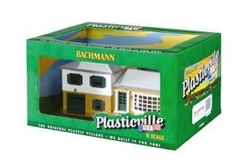 House Plasticville Usa Building - 7