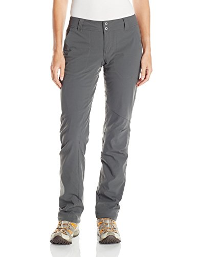 Columbia Sportswear Women's Saturday Trail Stretch Lined Pant 2, Grill, 10xR (Sportswear Columbia New)