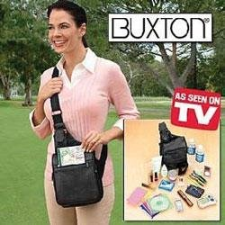 Buxton Over the Shoulder Organizer