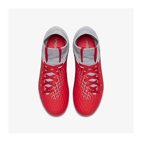 Zapatillas 3 Fútbol lt Grey Ag mtlc Hypervenom Multicolor Acad Sala wolf Crimson Niños Nike Unisex Grey De Jr Para Dark pro 600 Df 0zEwqn