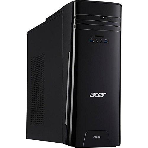 Acer Intel Core i7 3.60 GHz 16 GB Ram 512 GB SSD Windows 10 Home|ATC-780-UR14 (Certified Refurbished)