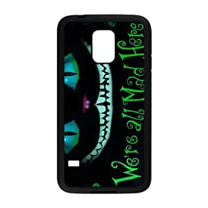 Samsung Galaxy S5 Mini Phone Case We Are All Mad Here Case Cover 7-PP028761