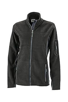 James & Nicholson Workwear Fleece Jacket, Giacca Donna Daiber