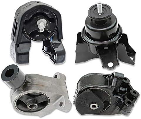 A7149 A7183 A7184 A7158 ONNURI For 2006-2014 Hyundai Entourage//Kia Sedona 3.5L 3.8L Motor /& Transmission Mount 4PCS K1264