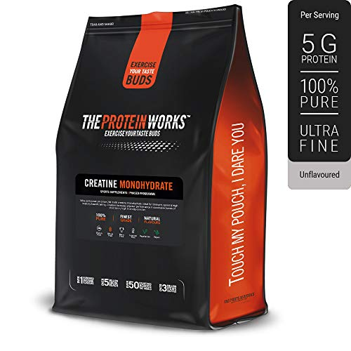 THE-PROTEIN-WORKS-Creatine-Monohydrate-Powder-100-Pure-Fine-Premium-Grade-Supplement-For-Lean-Muscle-Growth-Vegan-Unflavoured-500-g