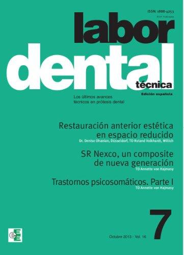 Labor Dental Técnica 7-2013 (Spanish Edition)