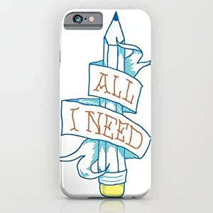 Society6 - All I Need iPhone 6 Case by Andrei Robu