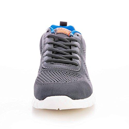Boxing de de pour Homme Boxing Chaussures Gris Ax Ax Chaussures Running Running ffa7E