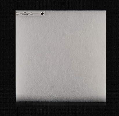 NO LOGO L-Yune, Aire Acondicionado Activado Purificador de Carbono Pre Filtro de Tela 100 cm * 100 cm * 3 mm: Amazon.es: Hogar
