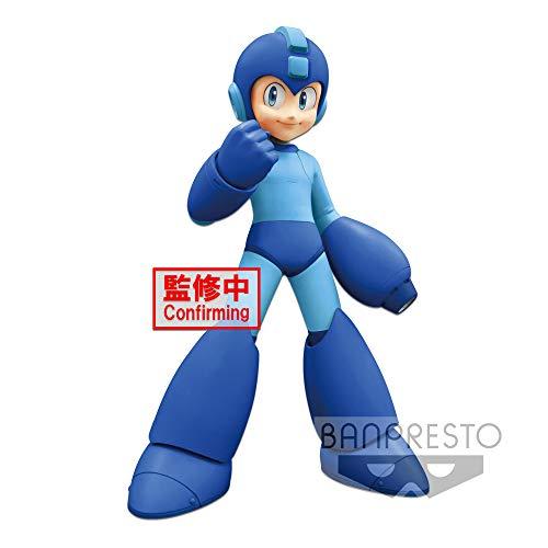 Mega Man Grandista Mega Man Exclusive Lines from Banpresto