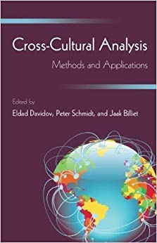 Cross-Cultural Analysis: Methods and Applications (European Association of Methodology Series) (2010-11-19)