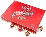 Lindt Lindor Milk Chocolate Gift Box, 156g