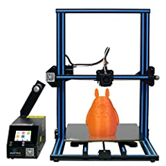 Printing Specifications:  Printing Technology: FDM  Space Volume: 320 * 320 * 420mm  Printing accuracy: 0.05mm  Positioning accuracy: X / Y: 0.11mm. Z: 0.0025mm  printing speed: 80-110mm / s recommended  filament diameter: 1.75mm  noz...