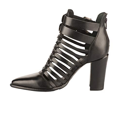 Boots Bronx Bronx Boots Bronx Femme Noir Femme Noir R17UqR