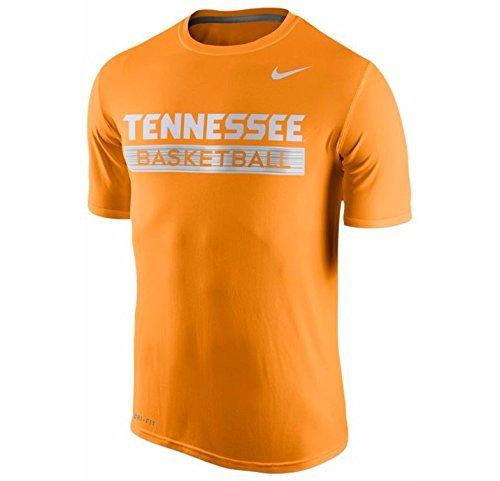 Tennessee voluntarios práctica de baloncesto Nike Dri-fit camiseta ...