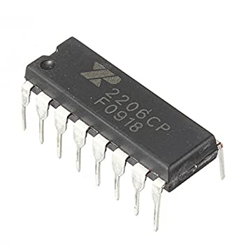 xr 2206 xr2206cp xr2206 monolithic function generator dip16 ic chip