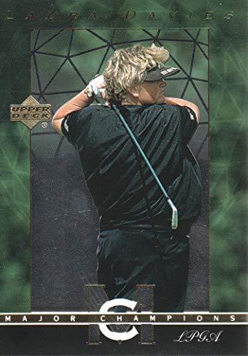 (2003 Upper Deck Golf Major Champions #24 Laura Davies 96 LPGA)