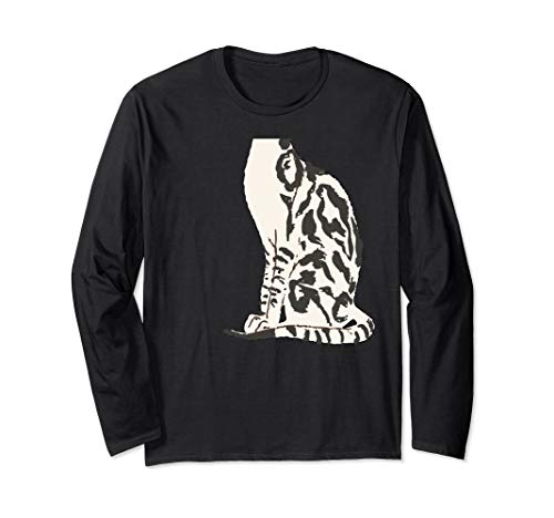 Halloween Cat Body Costume Long Sleeve Shirt