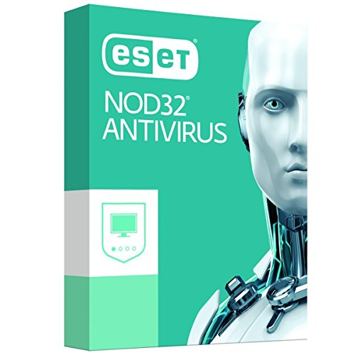 Eset Nod32 Antivirus 2017   1 Device  1 Year  Pc  Oem