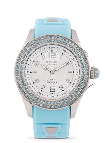 Kyboe! RADIANT SERENITY SW.40-008.15 Ladies Crystal LED Watch