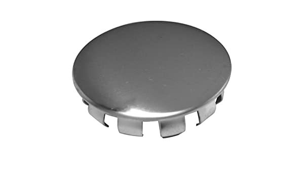 Stainless Steel Keeney 939PC Faucet Hole Cover Snap-In