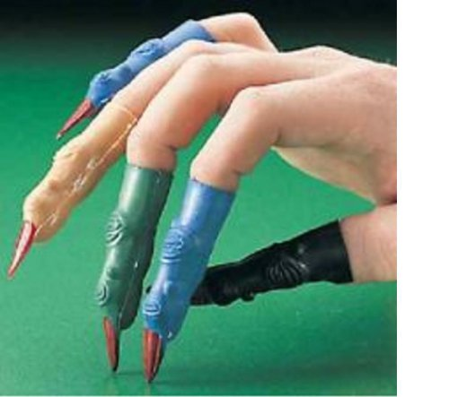 Martian Witch Fingers Assorted Colors