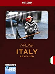 Discover the world, one person at a time…Discovery Atlas! Journey through the heart of the picturesque country of Italy: a land stretching from the snow-capped peaks of the Alps to the sun-baked semi-desert of Sicily. Over the course of one y...