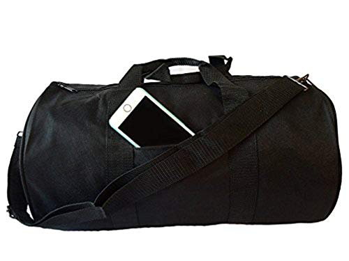 ImpecGear Round Duffel Sports Bags, Travel Gym Fitness Bag. ()