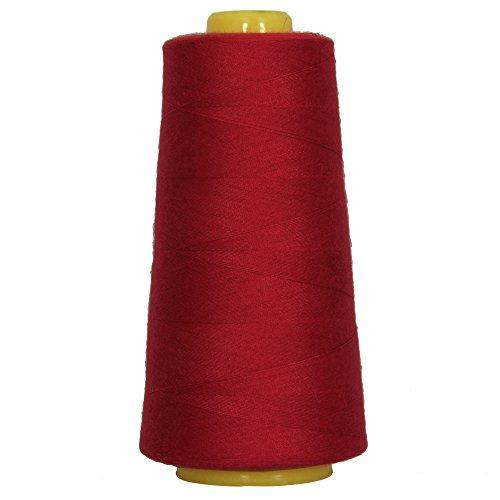 Polyester Serger Thread   Bay Berry 292   2750 Yards   40 2 Tex 27   Threadart