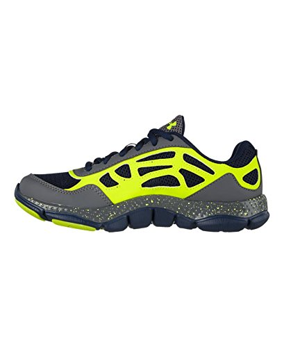 Under Armour Big Boys' Grade School UA Micro G® Engage BL Running Shoes 6.5 Graphite