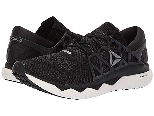 Reebok Men's Floatride Run ULTK Black/Gravel/White 12 D US