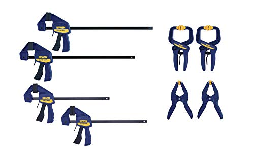 Irwin Tools IRHT83220 QUICK-GRIP Clamp Set