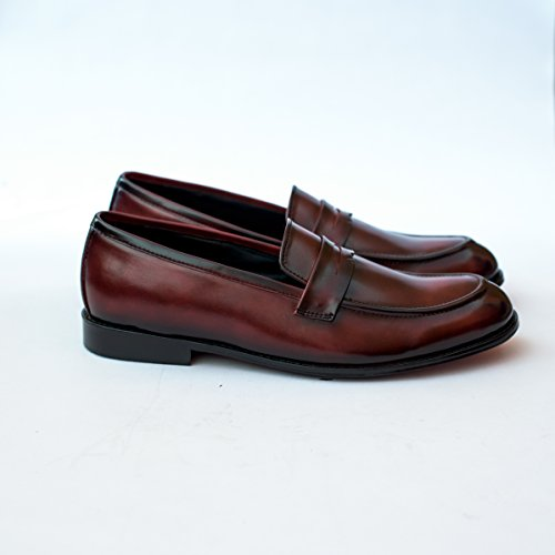 4807d7658fffec Bronnko Cherry Penny Mens Loafers Formal / Casual Shoes - Buy Online ...