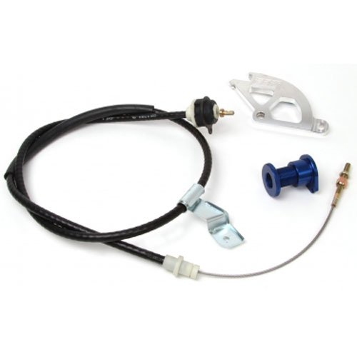 BBK 16095 Adjustable Clutch Cable, Doubl - Mustang Clutch Quadrant Shopping Results