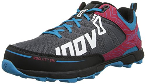 295 Blue 8 Trail Women's Shoe Berry Grey Running Inov Roclite q6Fnxtq