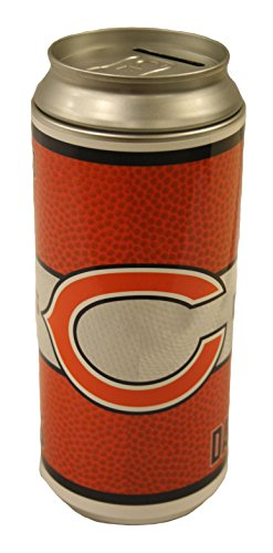 - Chicago Bears NFL Soda Can Bank