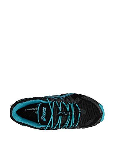Asics Zapatillas Performance Gel-Fujitrainer 2 G-Tx Negro / Azul EU 37.5 (US 6.5)