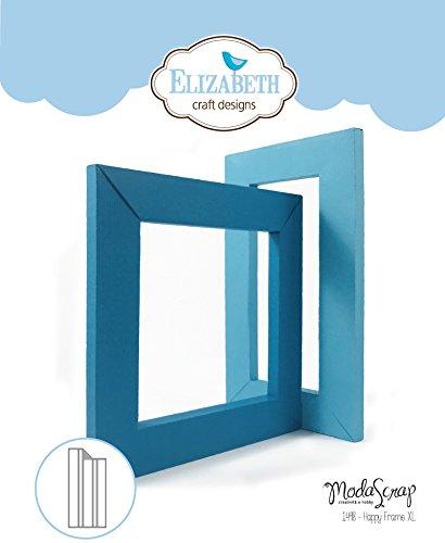 Elizabeth Craft Design Moda Scrap - Happy Frame XL 1498 by Elizabeth Craft Designs