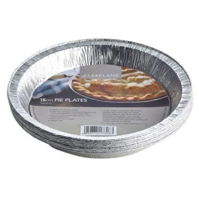 Lakeland: Platos para tartas de 15 cm, desechables, 10 piezas: Amazon.es: Hogar