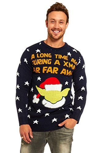 Mens-Ugly-Christmas-Sweater-Ladies-Santa-Xmas-Top-