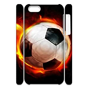 ALICASE Design Diy hard Case Football For Iphone 4/4s [Pattern-1] by lolosakes