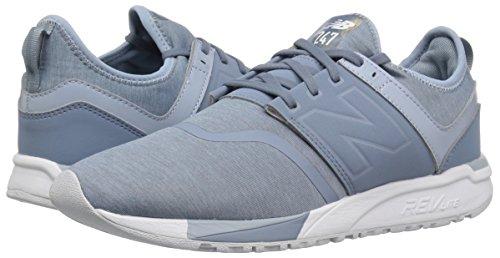 Fog Sneaker Reflection Wrl247v1 Donna Balance blue New xwpqYaEB