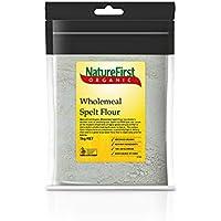 NatureFirst Organic Wholemeal Spelt Flour 1 kg,