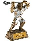 Lacrosse Monster Award Trophy