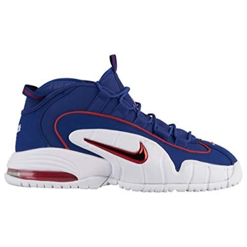 間パキスタン人トロイの木馬(ナイキ) Nike メンズ バスケットボール シューズ?靴 Air Max Penny [並行輸入品]