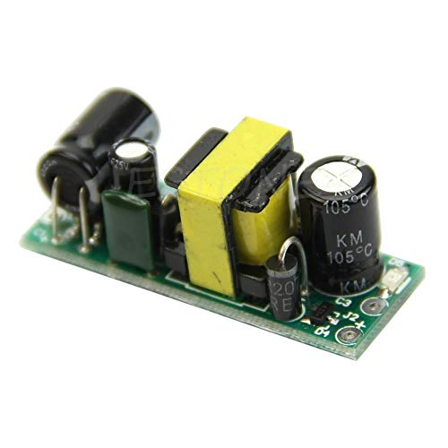 CHUN-Accessory - Converter Power Supply Isolation Module AC-DC 150mA Input AC85-265V Output DC 24V